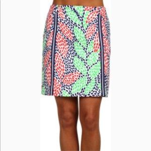 Lilly Pulitzer Open Call Skirt